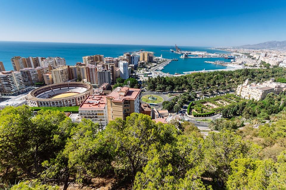 Malaga lankytinos vietos