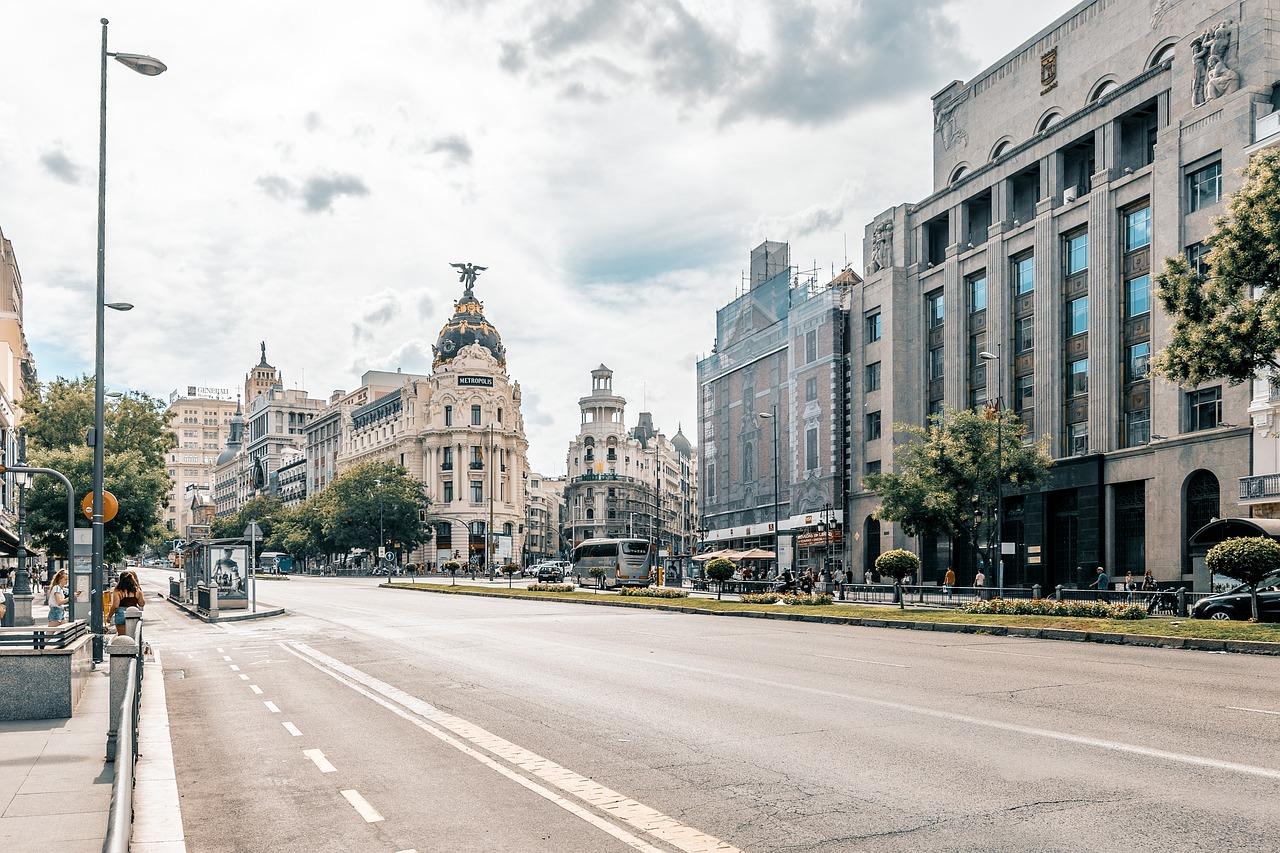 Viešbučiai Madride