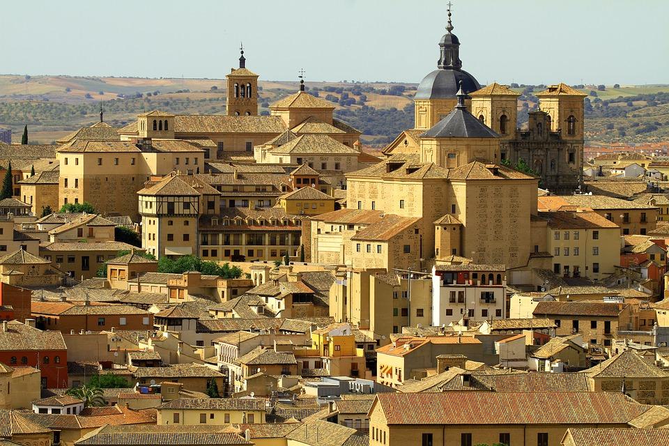 Toledo lankytinos vietos